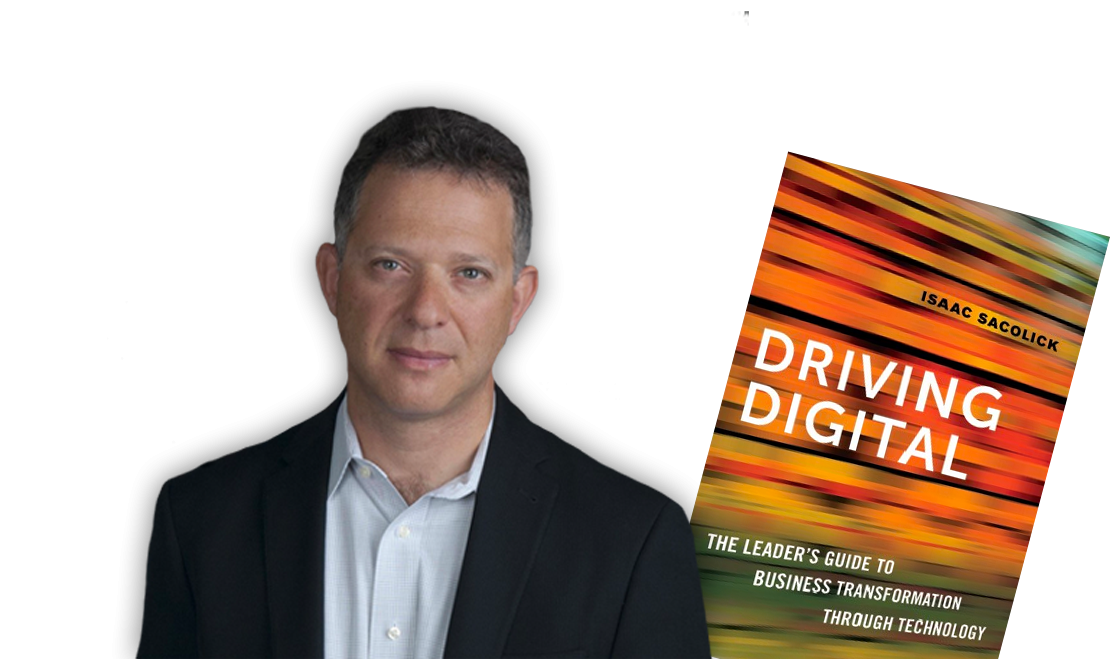 Isaac Sacolic, author of best-selling book, Driving Digital: The Leader's Guide to Business Transformation Through Technology, leads a roundtable event exploring hyperautomation.
